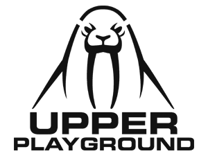 upper playground logo